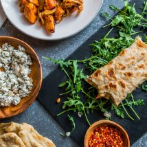 Meat-free Moroccan Feast