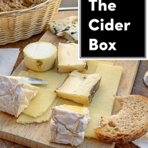 Cooking Club Social - Cheese & Cider Pairing