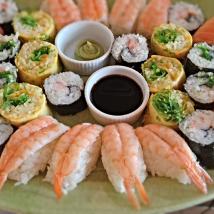 Sushi and Sashimi Workshop