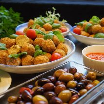 Falafel Workshop