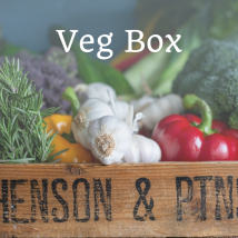 Veg Box - April 25th