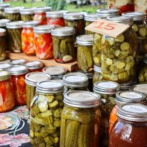Pickling and Fermenting